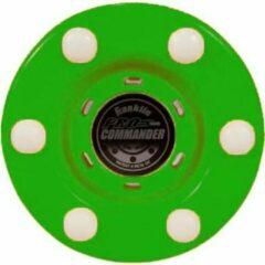 Franklin Pro Commander straathockey Puck - groen - 75mm