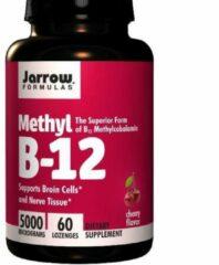 Life Extension Methylcobalamine B12, 5000 mcg (60 Lozenges) - Jarrow Formulas