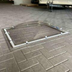 Merkloos / Sans marque Lichtkoepel plexiglas helder 100x200 cm dubbelwandig