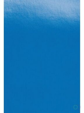 Afbeelding van GBC omslagen PolyOpaque ft A4, pak van 100 stuks, 300 micron, blauw