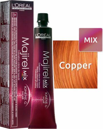 Afbeelding van L'Oreal Professionnel L'Oréal - Majirel Mix - Blauw - 50 ml