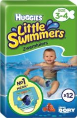 Huggies Little Swimmers (7-15 kg) - 12 stuks