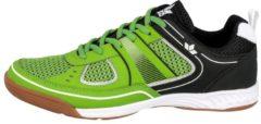 Sportschuh Lico grün/schwarz/weiss