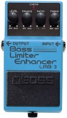 Boss LMB-3 Bass Limiter Enhancer bas compressor/boost/dynamics pedaal