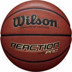 Wilson Basketball Reaction Pro Rubber Bruin Maat 5