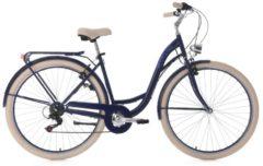 KS Cycling Damen-Cityrad, 28 Zoll, 6 Gang- Shimano Tourney, »Balloon«