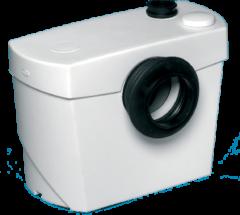 SFA Sanibroyeur vuilwaterpompunit Luxe, 360x165mm, voor fecaliën, reservoir kunststof