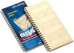 Atlanta by Jalema terugbelboeken 400 notities, zelfkopiërend, Nederlandstalig