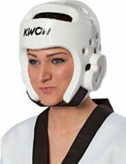 Witte KWON Taekwondo Hoofdbeschermer XL