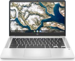 Blauwe HP Chromebook 14a-na0142nd - Chromebook - 14 Inch