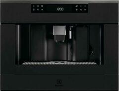 Zwarte Electrolux KBC65T Espressomachine 1,8 l Volledig automatisch