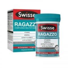 Swisse Ragazzo Complesso Multivitaminico Integratore Alimentare 60 Compresse