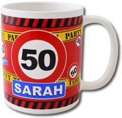 Paperdreams Funny Mugs - verkeersbord sarah