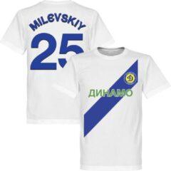 Witte Retake Dynamo Kiev Milevskiy T-Shirt - XS