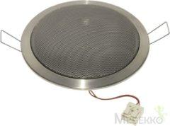 Witte Visaton VS-DL13/2ES Hifi-ceiling Speaker 50 W Grijs