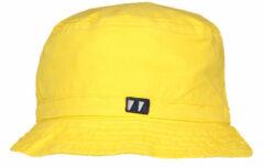 Gele Sevenoneseven Seven-One-Seven Jongens accessoires Seven-One-Seven Bertie buckethat Neon Yellow 1