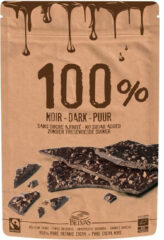 Belvas Thins Dark 100% Bio (80g)