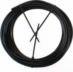 Elvedes Schakelbuitenkabel 10 M X 4,9 Mm Zwart