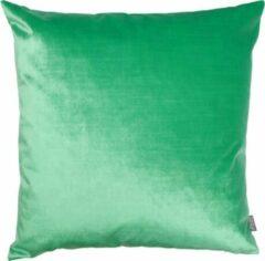 Raaf sierkussens Raaf kussen Lux Fluor groen 50x50 cm