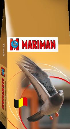 Afbeelding van Versele-Laga Mariman Sport Geel Cribs Mm Duivenvoer - Duivenvoer - 25 kg