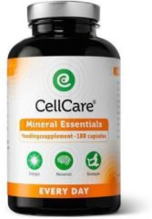 CellCare Mineralen Essentials Capsules 180st