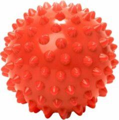 #DoYourFitness - Massagebal - »Nica« - Lacrosse Bal / Fasciaball voor effectieve zelfmassage van triggerpoints - diameter 8cm - rood