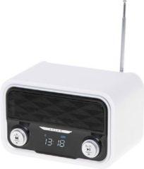Bluetooth Design Radio - wit AD 1185 Adler