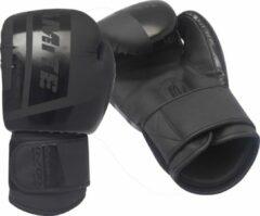 Zwarte Dynamite Fight Gear Dynamite Kickboxing Bokshandschoenen - Synthetisch Leer 12 OZ