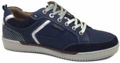 Australian Footwear Mendoza Sneakers Blauw Wit Heren Sneakers - Blauw - maat 42