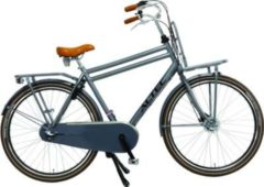 28 Zoll Herren Holland Fahrrad 3 Gang Hoopfietsen Altec... grau, 53cm