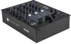 Zwarte DAP CORE Beat 3 kanaals DJ mixer bluetooth