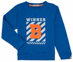 Blauwe Kleding Sweatshirt V25531 by Billybandit