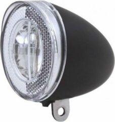 Xlc koplamp Swingo zwart