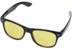 Orange85 Nachtbril - Autobril - Gele Glazen - Tegen nachtblindheid - Beter zicht