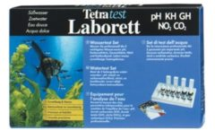 Tetra Test Laborett - Testen - per stuk Ph-Kh-Gh-No2-Co2