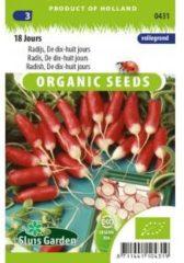 Sluis Garden Radijs (langwerpige) biologische zaden - 18 Jours