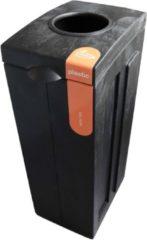 Oranje Bon Ton Afvalscheidingsmodule BonTon 70 liter grijs met inworpopening voor plastic