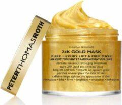 Gouden Peter Thomas Roth 24K Gold Mask - gezichtsmasker 50ml.