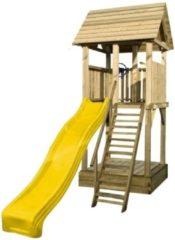 Woodvision Speeltoren Variant met Geïntegreerde Zandbak