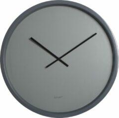 Zuiver Time Bandit - Wandklok - Grijs