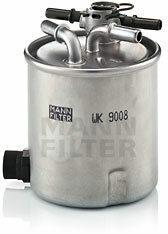 MANN FILTER Brandstoffilter WK9008