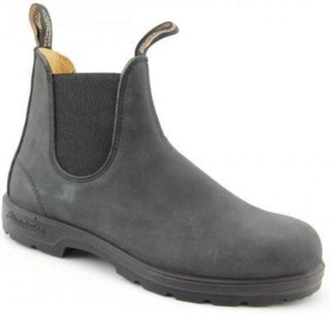 Afbeelding van Blundstone Dames Chelsea boots Classic Dames - Grijs - Maat 42