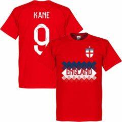 Retake Engeland Kane 9 Team T-Shirt - Rood - XL