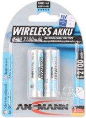 Ansmann Energy Ansmann maxE Wireless Mouse and Keyboard 5035483