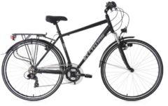KS Cycling Herren-Trekkingrad, 28 Zoll, Shimano Tourney 21 Gang-Kettenschaltung, »Metropolis«