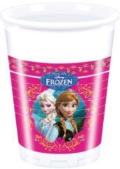 Disney-Frozen-Plastic-bekers-fuchsia-maat-One-size