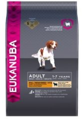 Eukanuba Adult Small/Medium Breed Lam&Rijst - Hondenvoer - 2.5 kg - Hondenvoer