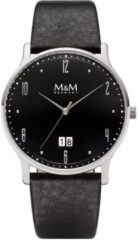 M&M GermanyM11940-446 Flat design Herenhorloge