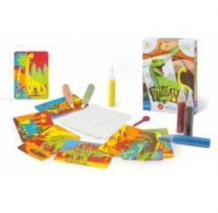 Sabbiarelli Zandschilderen Set Mini Dino's