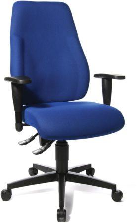 Afbeelding van Hjh office Topstar Lady Sitness C AL.K2 - Bureaustoel - Ergonomisch - Blauw